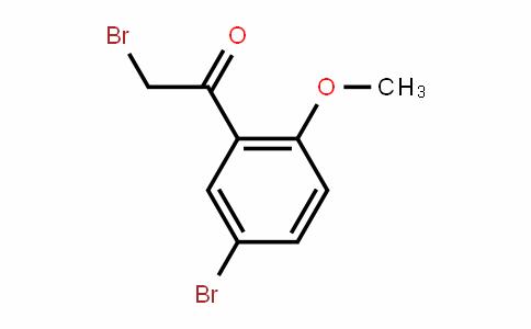 2-Bromo-5'-bromo-2'-methoxyacetophenone