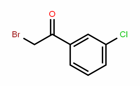 2-Bromo-3'-chloroacetophenone
