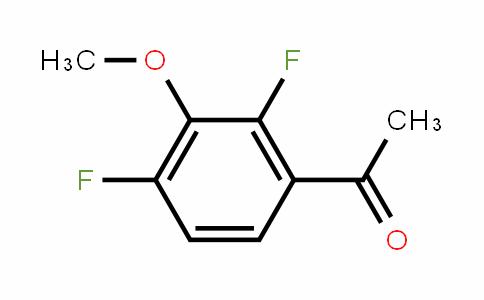 2',4'-Difluoro-3'-methoxyacetophenone