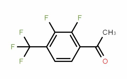 2',3'-Difluoro-4'-(trifluoromethyl)acetophenone