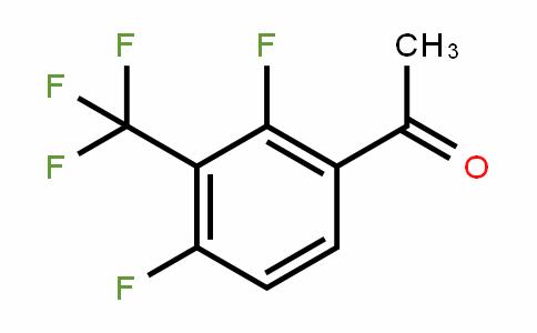 2',4'-Difluoro-3'-(trifluoromethyl)acetophenone