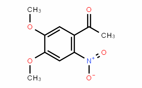 4',5'-Dimethoxy-2'-nitroacetophenone