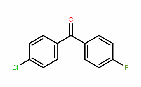 4-Chloro-4'-fluorobenzophenone