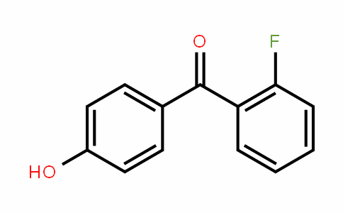 2-Fluoro-4'-hydroxybenzophenone