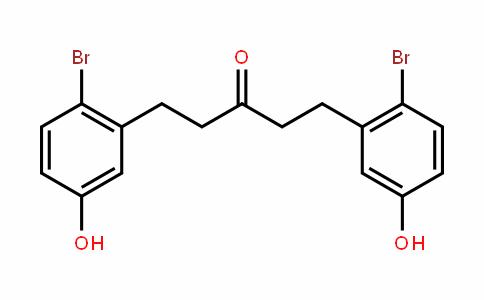 1,5-双(2-溴-5-羟基苯基)戊-3-酮