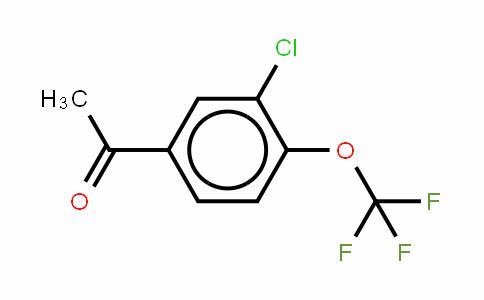 3-Chloro-4-(trifluoromethoxy)acetophenone