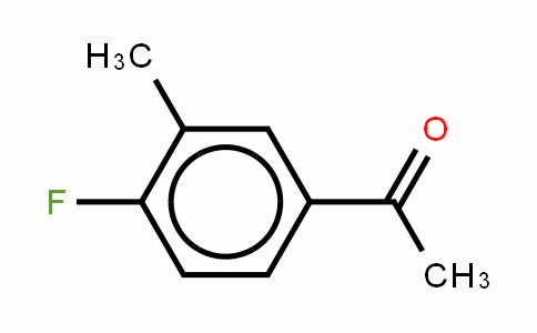 4-Fluoro-3-methylacetophenone