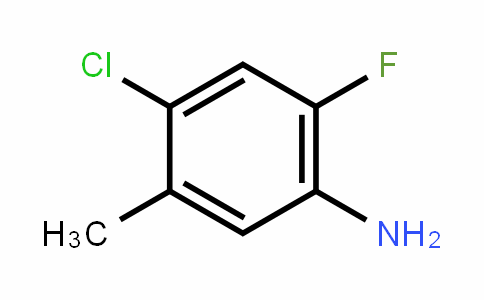 4-Chloro-2-fluoro-5-methylaniline