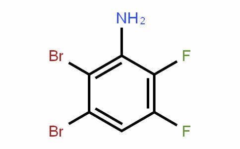 2,3-Dibromo-5,6-difluoroaniline