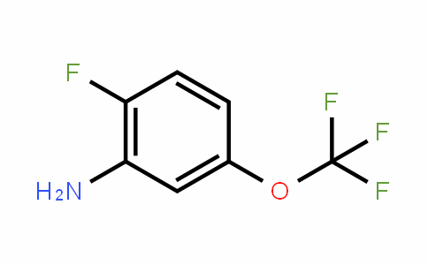 2-Fluoro-5-(trifluoromethoxy)aniline