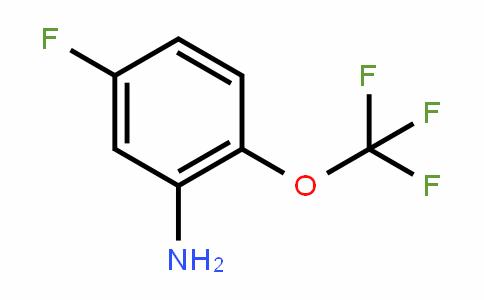 5-Fluoro-2-(trifluoromethoxy)aniline
