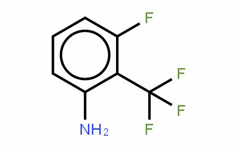 3-Fluoro-2-(trifluoromethyl)aniline[2-Amino-6-fluorobenzotrifluoride]