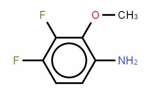 6-Amino-2,3-difluoroanisole[3,4-Difluoro-2-methoxyaniline]