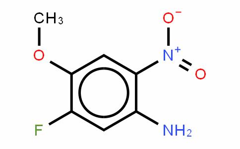 4-Amino-2-fluoro-5-nitroanisole[5-Fluoro-4-methoxy-2-nitroaniline]