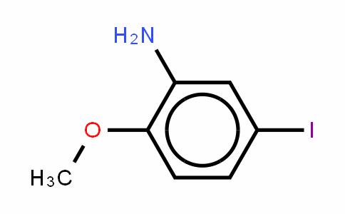 2-Amino-4-iodoanisole[5-Iodo-2-methoxyaniline]
