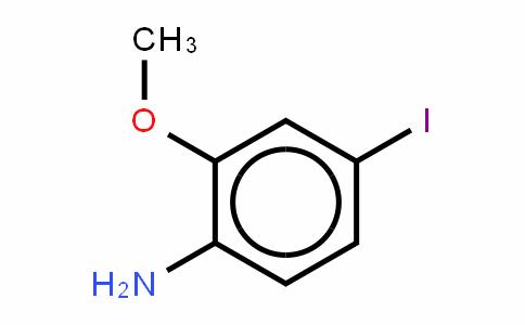 2-Amino-5-iodoanisole[4-Iodo-2-methoxyaniline]