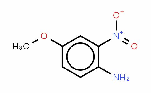 4-Amino-3-nitroanisole[4-Methoxy-2-nitroaniline]
