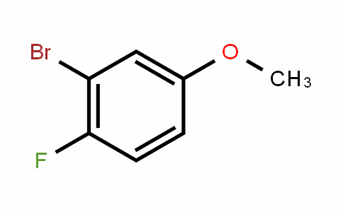 3-Bromo-4-fluoroanisole