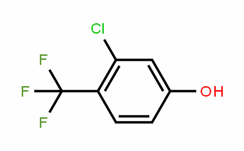 3-Chloro-4-(trifluoromethyl)phenol