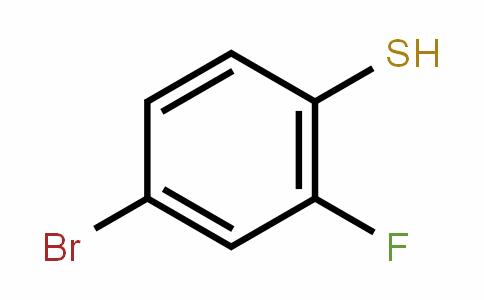 4-Bromo-2-fluorothiophenol