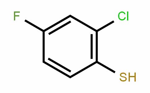 2-Chloro-4-fluorothiophenol