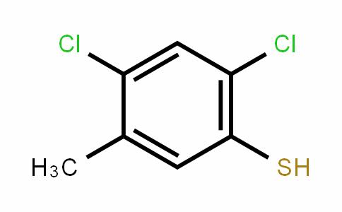 2,4-Dichloro-5-methylthiophenol