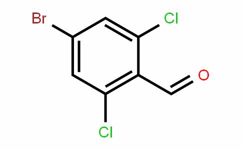 4-Bromo-2,6-dichlorobenzaldehyde