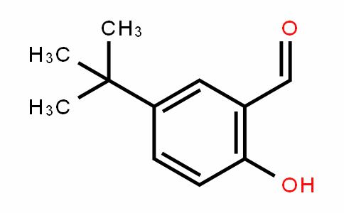 5-叔丁基-2-羟基苯甲醛