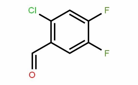 2-氯-4,5-二氟苯甲醛