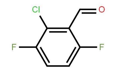 2-氯-3,6-二氟苯甲醛