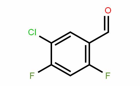 5-氯-2,4-二氟苯甲醛