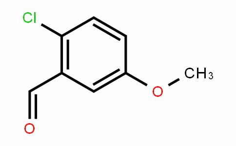 2-Chloro-5-methoxybenzaldehyde