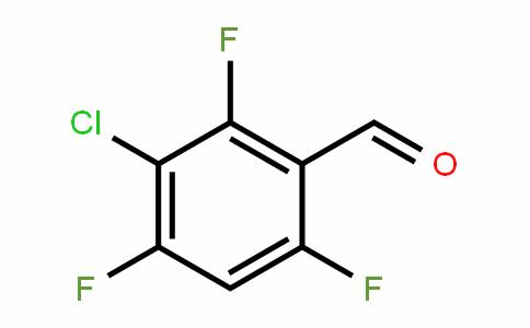 3-Chloro-2,4,6-trifluorobenzaldehyde