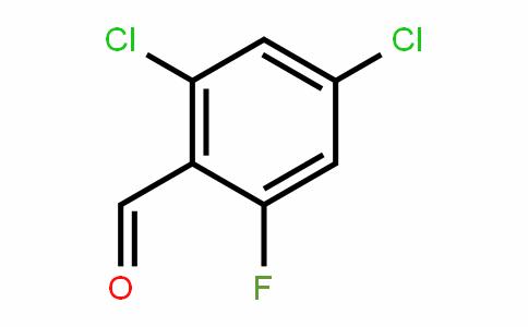2,4-Dichloro-6-fluorobenzaldehyde