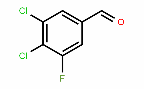 3,4-Dichloro-5-fluorobenzaldehyde
