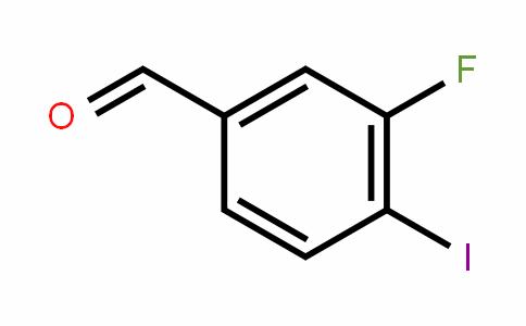 3-氟-4-碘苯甲醛
