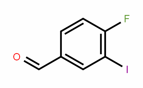 4-氟-3-碘苯甲醛