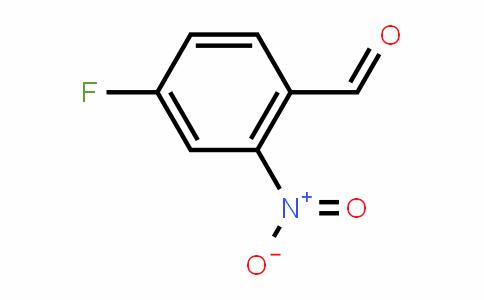 4-氟-2-硝基苯甲醛