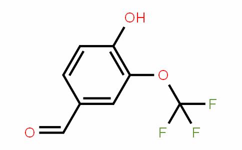 4-羟基-3-三氟甲氧基苯甲醛