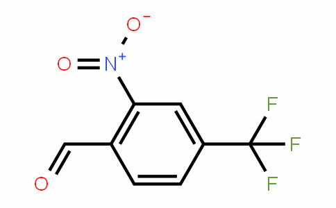 2-Nitro-4-(trifluoromethyl)benzaldehyde