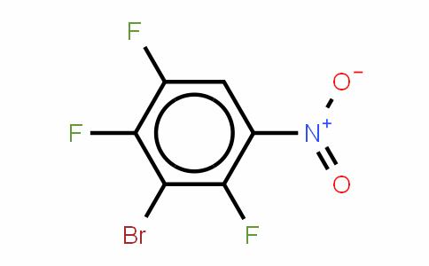 3-bromo-2,4,5-trifluoronitrobenzene