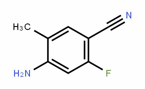 4-Amino-2-fluoro-5-methylbenzonitrile