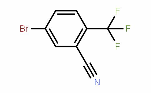 5-Bromo-2-(trifluoromethyl)benzonitrile