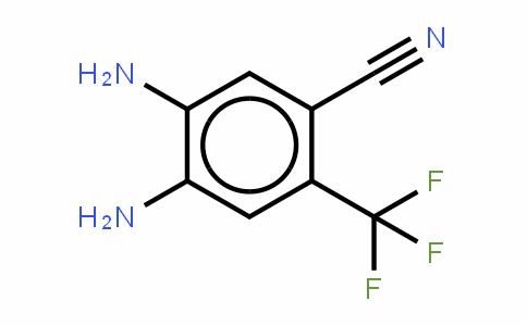 4,5-Diamino-2-(trifluoromethyl)benzonitrile[4,5-Diamino-2-cyanobenzotrifluoride]