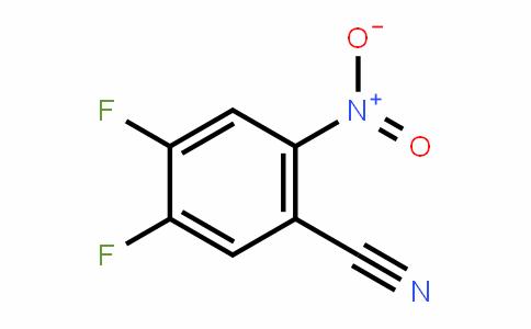 4,5-Difluoro-2-nitrobenzonitrile