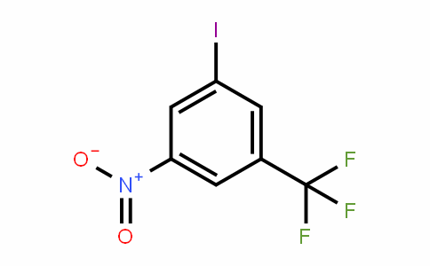 3-碘-5-硝基三氟甲苯