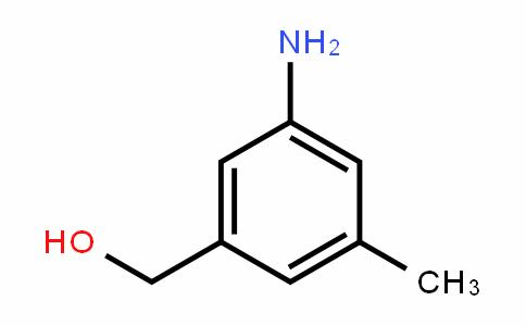 3-Amino-5-methylbenzyl alcohol