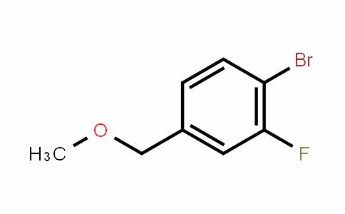 1-Bromo-2-fluoro-4-(methoxymethyl)benzene