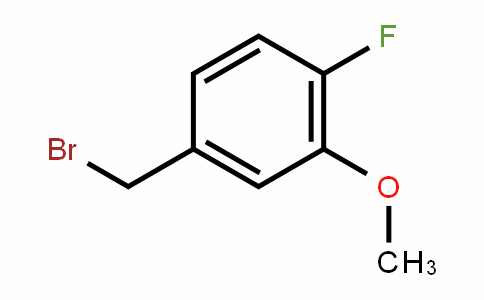 4-Fluoro-3-methoxybenzyl bromide