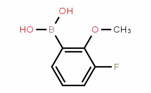 3-Fluoro-2-methoxybenzeneboronic acid